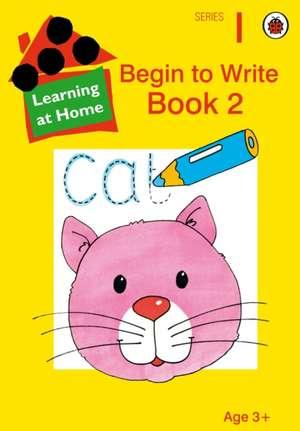 Begin to Write Book