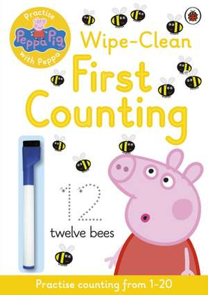 Peppa Pig, Practise with Peppa, Wipe-Clean Counting