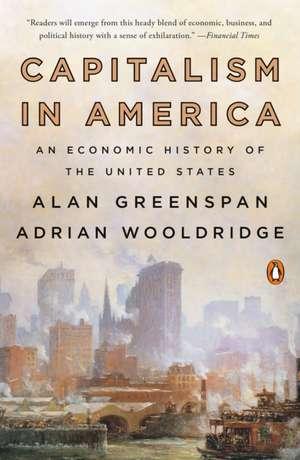 Capitalism in America de Alan Greenspan