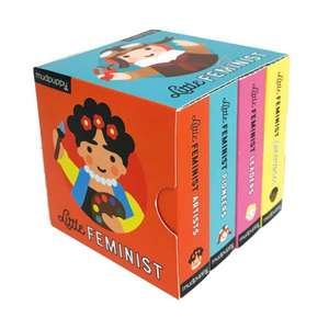 Little Feminist: Board Book Set