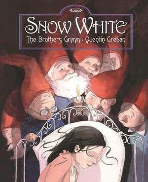Snow White de Brothers Grimm