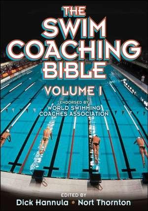 The Swim Coaching Bible, Volume I imagine