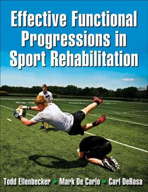 Effective Functional Progressions in Sport Rehabilitation [With Access Code]