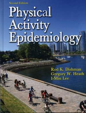 Physical Activity Epidemiology - 2nd Edition imagine