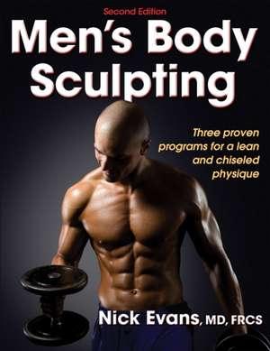Men's Body Sculpting de Nick Evans