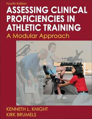 Developing Clinical Proficiency in Athletic Training