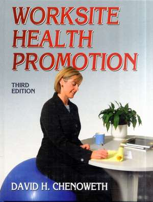 Worksite Health Promotion imagine