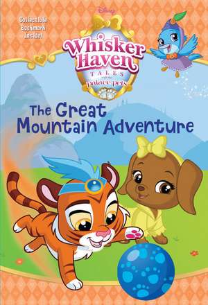 The Great Mountain Adventure (Disney Palace Pets
