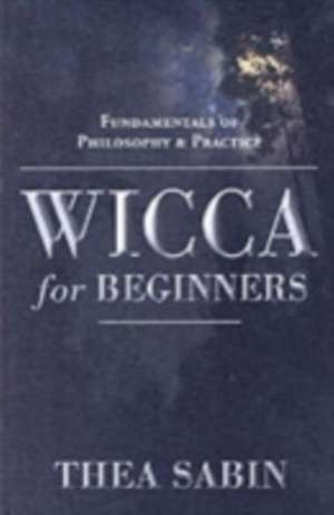 Wicca for Beginners imagine