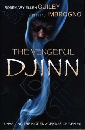 The Vengeful Djinn imagine