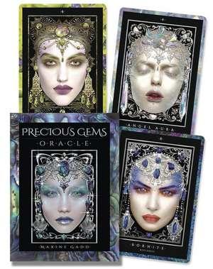 Precious Gems Oracle de Maxine Gadd