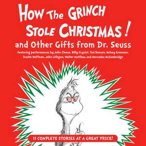How the Grinch Stole Christmas! and Other Gifts from Dr. Seuss de  Dr. Seuss