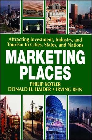 Marketing Places de Philip Kotler