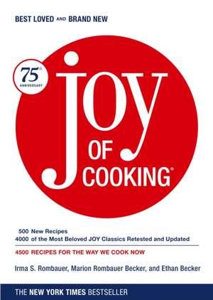 Joy of Cooking de Irma S. Rombauer
