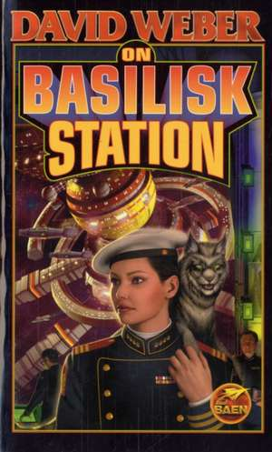 On Basilisk Station de David Weber
