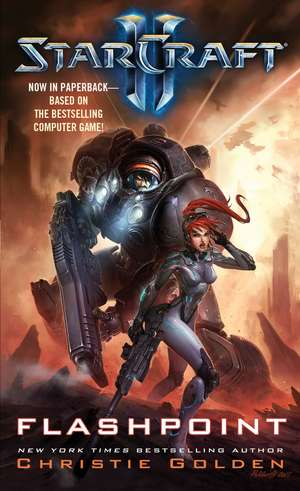 Starcraft II: Flashpoint de Christie Golden