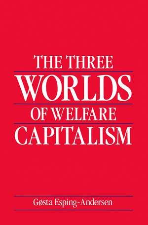 The Three Worlds of Welfare Capitalism imagine