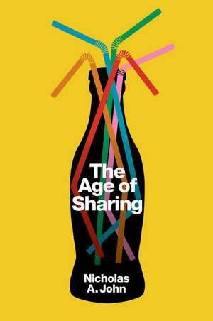 The Age of Sharing imagine