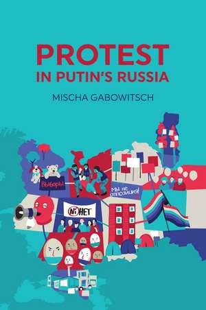 Protest in Putin′s Russia
