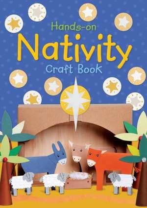 Hands-On Nativity Craft Book