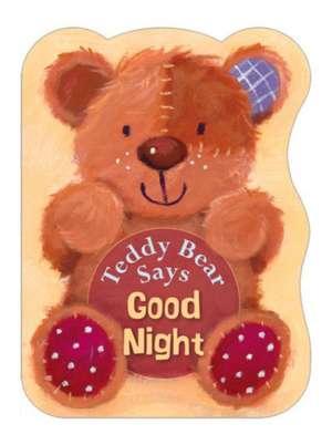 Teddy Bear Says Good Night