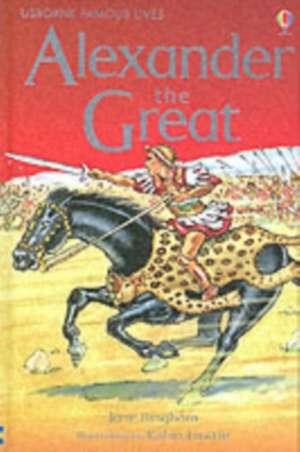 Alexander The Great de Jane Bingham