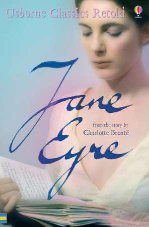 Jane Eyre de Anna Claybourne