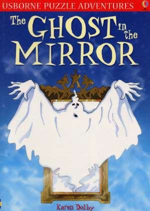 Puzzle Adventures The Ghost in the Mirror
