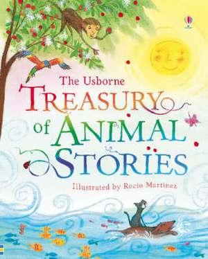 The Usborne Treasury of Animal Stories
