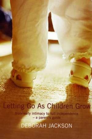 Letting Go as Children Grow imagine