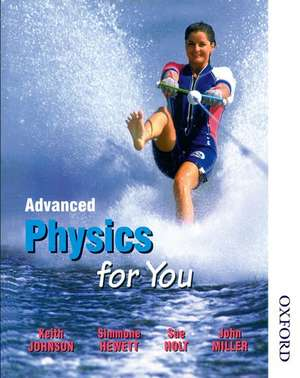Advanced Physics for You