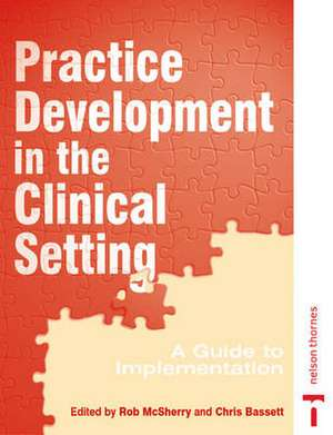 Practice Development in the Clinical Setting