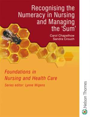Nursing Numeracy: A New Approach (Foundations in Nursing and Health Care Series)