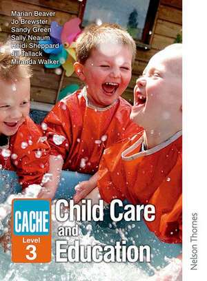 CACHE Level 3 Childcare and Education imagine