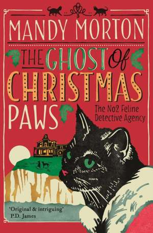The Ghost Of Christmas Paws
