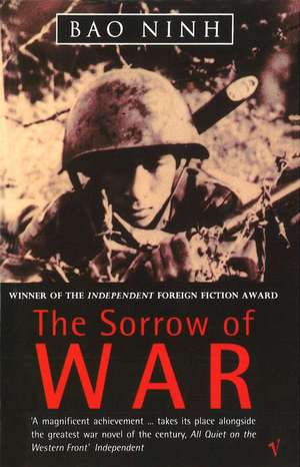 The Sorrow Of War imagine