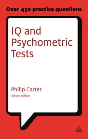 IQ and Psychometric Tests imagine