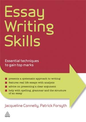 Essay Writing Skills de Jacqueline Connelly