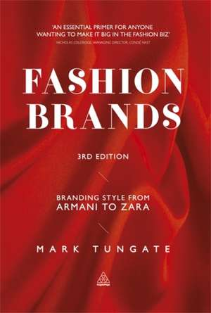 Fashion Brands de Mark Tungate