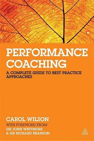 Performance Coaching de Carol Wilson