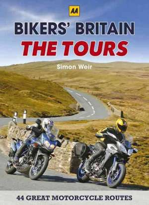 Bikers' Britain - The Tours imagine