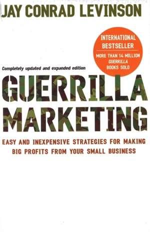 Guerrilla Marketing de Jay Levinson