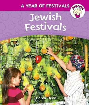Jewish Festivals. Honor Head
