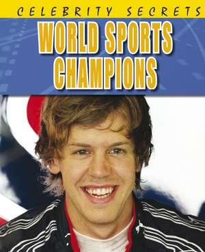 Sutherland, A: World Sports Champions imagine