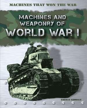 Samuels, C: World War I