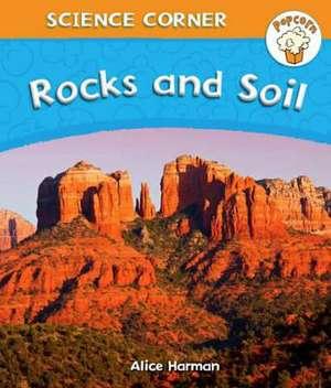 Popcorn: Science Corner: Rocks and Soil imagine
