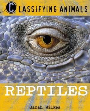 Classifying Animals: Reptiles imagine