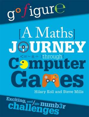 A Maths Journey Through Computer Games