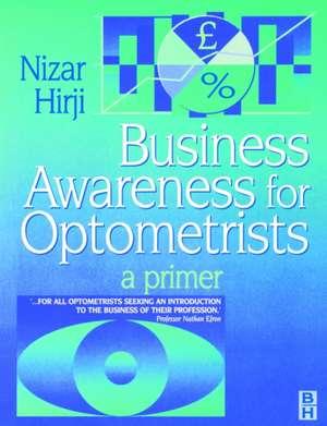 Business Awareness for Optometrist