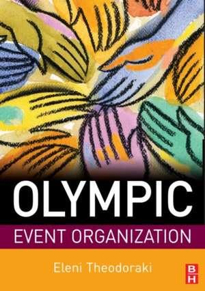 Olympic Event Organization de Eleni Theodoraki
